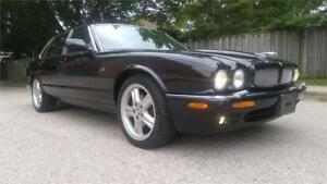 Jaguar XJR Series Sedan WOW Rare Loaded Low Km Certified