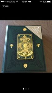 The Illustrated Library Shakespeare