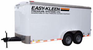 Complete Insulated Enclosed Trailer Packages