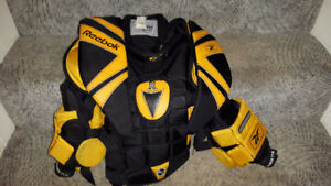 Reebok Youth Medium Chest and Arm Protector