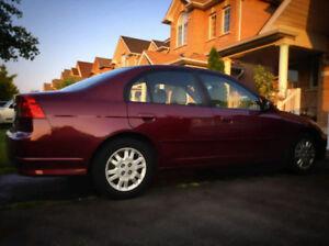 2004 Honda Civic LX Sedan