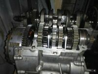 R6 5eb gearbox and selectors