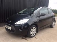 2009 Ford KA 1.2 Style 3dr 12 Months MOT 1 Months Warranty Finance & Extended Warranty Available