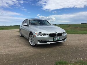 2013 BMW 328i XDrive Luxury. Accident free!