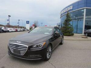 2016 Hyundai Genesis 3.8 Luxury
