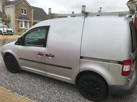 Vw caddy No vat low mileage