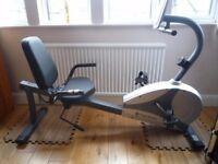 Roger Black Recumbent Exercise Bike