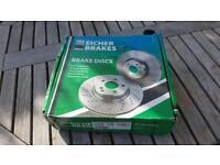 Eicher Brake Discs 292mm x2