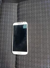 Samsung galaxy s4 white on EE