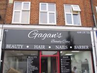 Nail Technician & Beauty Therapist Required in a busy Beauty Salon...