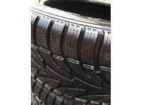 4 Audi winter tyres 135/55r18