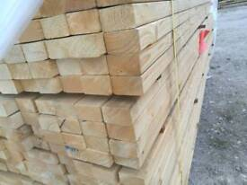 3x2 CLS (38mm x 63mm) C16 2.4mtr Lengths