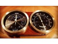Short & Mason 'Ranger' barometer & thermometer by Kenneth Gr