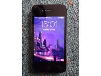 Apple iPhone 4S *UNLOCKED* in Nice Condition/ Perfectly Working