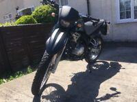 XT 125 Yamaha swap