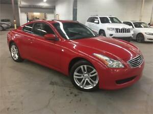 INFINITI G37X COUPE 2010 / GPS / CAMERA / TRES PROPRE!