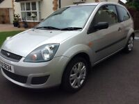 New model Ford Fiesta 1.2 Style