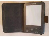 """Amazon Kindle Keyboard, Wi-Fi, 6"""" E Ink Display (can deliver)"""