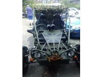 250cc Road legal buggy