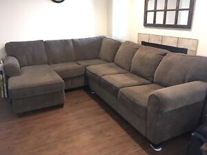 Sectional, $1500