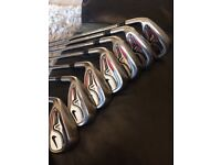 Left handed Nike VR Pro cavity irons