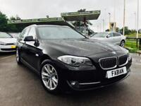 2011 BMW 520d SE Touring Estate **Full Leather - Full BMW Service History**