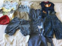 Baby boy's clothes (0-6mth), all in perfect condition