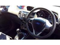 2014 Ford Fiesta 1.0 EcoBoost Zetec 3dr Manual Petrol Hatchback