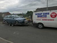 Scrap cars wanted 07794523511 faulty cars vans damage