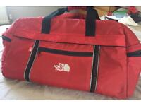 The North Face Gym Hold-all Travel Bag Luggage