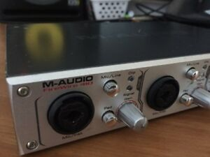 M-AUDIO FIREWIRE 410 - Carte de son