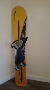 Snowboard Oxbox Freecarve 156