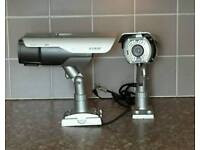 SECURITY CAMERA, infa red bullet style cctv by EDGE-IRB3895