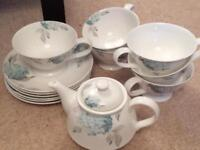 Laura Ashley tea set