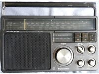 Panasonic Radio Model No 1405 LBE