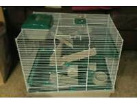 Beautiful new hamster cage for sale