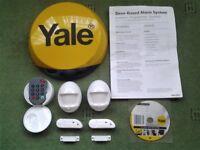 Yale burglar alarm