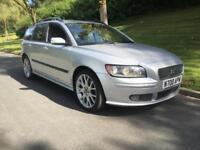 2006 Volvo V50 2.0D Sport PRIVATE REG INCLUDED