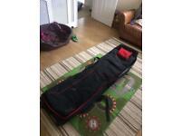 Seasonnaire snowboard bag