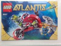 Lego Atlantis wreck raider