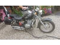 Cruiser Motorbike Motorcycle Motor 250 cc