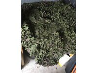 Mega large section of camouflage netting approx 24 feet x 16 feet £80