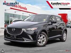 2016 Mazda CX-3 GS One Owner, Clean CarProof report, ALL WHEE...