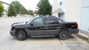 Pickup Truck  Chevrolet Avalanche