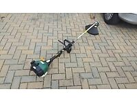 25 cc petrol strimmer only 4 months old used less than 5 times like new