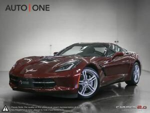 2016 Chevrolet Corvette Stingray | 537 KMS | 1LT
