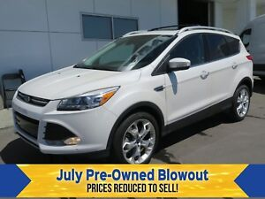2016 Ford Escape Titanium Nav. Moonroof. EcoBoost. Trailer Tow.