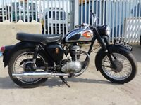 B.S.A. C15 1964