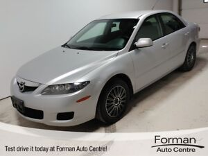 2007 Mazda Mazda6 GS-I4 - Auto | New tires | Great on gas | G...