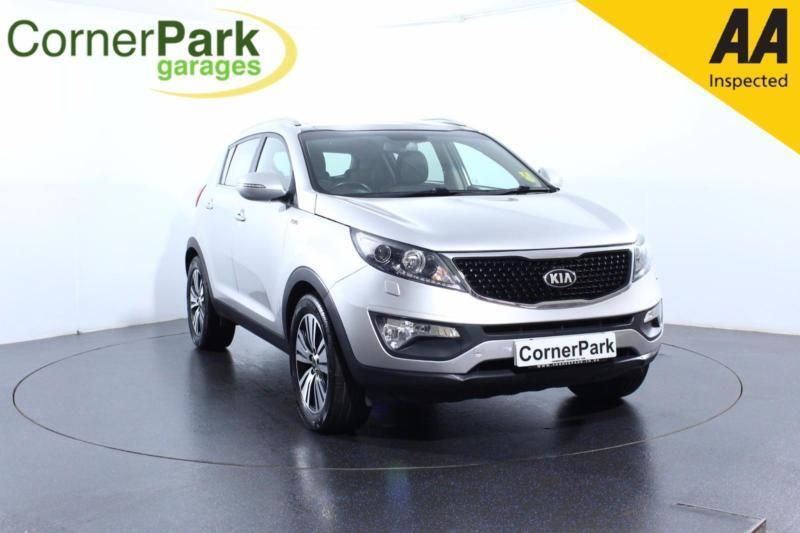 2014 kia sportage crdi kx 3 sat nav suv diesel in neath. Black Bedroom Furniture Sets. Home Design Ideas